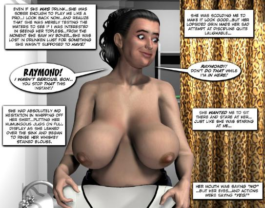 Comic book porn full length