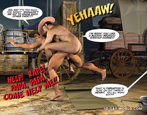 Cowboy free gay story